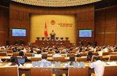AN : adoption d'une résolution sur l'élaboration de la loi et de l'ordonnance