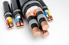 Fils et câbles électriques : exportations de 507,8 millions de dollars en quatre mois