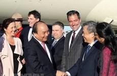 Le PM Nguyen Xuan Phuc visite l'Université Laval, au Québec