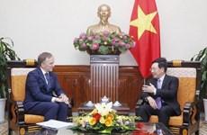 Le Vietnam renforce ses liens d'amitié traditionnelle avec la Lettonie