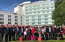 Pour resserrer la coopération Hanoi- Région d'Ostrobotnie du Sud de Finlande