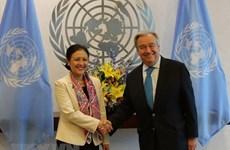 L'ONU salue le rôle positif du Vietnam aux forums multilatéraux
