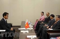 Le Japon espère une rapide ratification vietnamienne du CPTPP