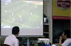 Mondial-2018: la passion carabinée des supporters vietnamiens à Hanoï