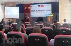 Vietnam-Philippines: potentiels de coopération dans le commerce et l'investissement