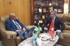 Programme de promotion du commerce et de l'investissement en Algérie