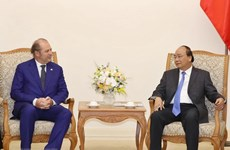 Le PM reçoit le directeur général du groupe d'assurances italien Generali