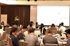 Conférence sur le projet de planification de la ville verte