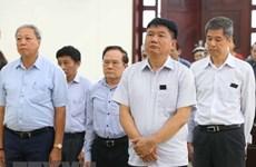 Affaire d'apport de fonds de PetroVietnam à OceanBank: Peine inchangée pour Dinh La Thang