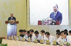 Le PM demande l'augmentation du produit intérieur brut régional