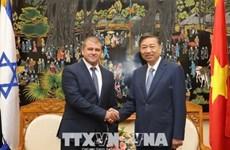 Le Vietnam et Israël renforcent leur coopération dans la lutte contre la criminalité