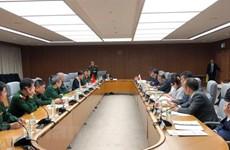 Le 6e Dialogue des politiques de défense Vietnam-Japon