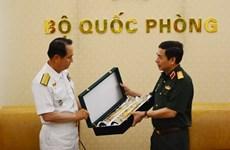 Le Vietnam et la République de Corée boostent leur coopération navale