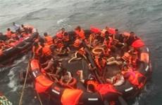 Thaïlande: un mort et plus de 50 disparus dans un naufrage