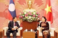 Le Vietnam veut renforcer ses liens législatifs avec le Laos