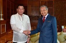 La Malaisie et les Philippines discutent des moyens de renforcer les relations bilatérales