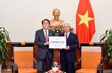 Le Vietnam vient en aide aux victimes des inondations au Japon