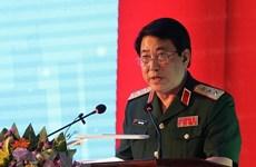 Une délégation de l'armée vietnamienne en visite d'amitié Chine