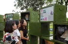 Une exposition sur les reliques de guerre à Quang Tri