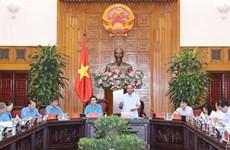 Le PM demande de résoudre les problèmes touchant directement aux travailleurs