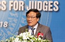 Le Vietnam et Singapour intensifient la coopération judiciaire