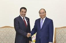 Le Vietnam veut encourager la collaboration avec les EAU