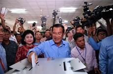 Législatives : les électeurs cambodgiens commencent à voter