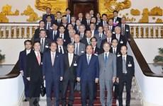 Keidanren joue un rôle important dans les relations Vietnam-Japon