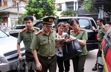 Tricherie au bac à Son La : trois personnes placées en détention provisoire