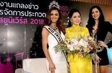 Le concours Miss Univers 2018 aura lieu en Thaïlande