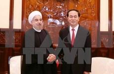 Le Vietnam félicite l'Iran pour les 45 ans des liens diplomatiques