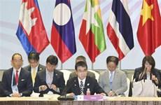 Le Japon renforcera la connectivité des infrastructures sous-régionales du Mékong