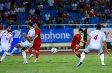 Le Vietnam bat la Palestine 2-1 au Championnat international U23