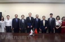 Coopération Vietnam-Japon dans la formation d'aides-soignants