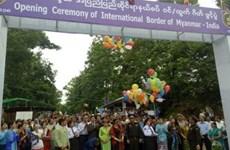 Le Myanmar ouvre de nouvelles portes-frontières avec l'Inde