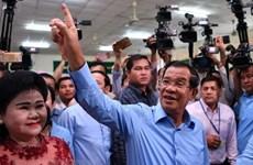 Elections législatives au Cambodge : félicitations du Vietnam