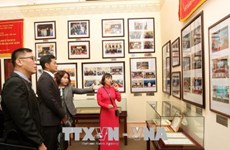 Promotion des relations Vietnam-Singapour