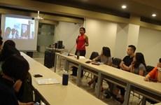 Une formation à la rédaction d'un plan d'affaires à Hanoï