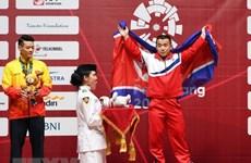 ASIAD 2018 : première médaille d'argent pour le Vietnam