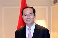 Le président Tran Dai Quang attendu en Ethiopie et en Egypte