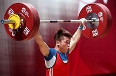 L'haltérophile Trinh Van Vinh rafle l'argent aux ASIAD 2018