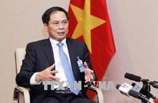 Créer une position plus importante pour l'ASEAN durant son intégration internationale