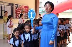 Plus d'un million d'élèves de Hô Chi Minh-Ville font leur rentrée des classes