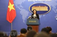Le Vietnam demande à Taiwan de mettre fin à des exercices de tir réel sur l'île de Ba Binh