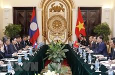 Vietnam-Laos : la 3e consultation politique entre les deux ministères des AE à Hanoi