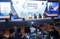 Clôture de la troisième conférence sur l'océan Indien