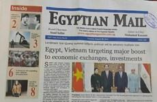 L'Egypte souhaite développer ses relations avec le Vietnam