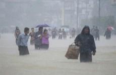 Myanmar : graves inondations suite à la rupture d'un barrage