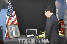 Des organisations et individus rendent hommage au sénateur  John McCain
