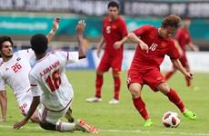 Football–ASIAD 2018 : Le Vietnam à côté de son rêve